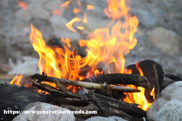 Basic Survival Feuermachen