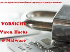 Viren Hacks Malware