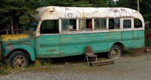 wilderness bus