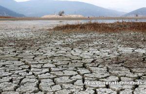 Wassermangel Drought