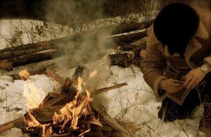 Plan your survival camp